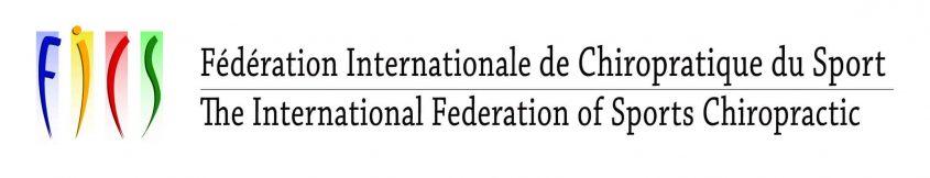 The International Federation of Sports Chiropractic/Fédération Internationale de Chiropratique du Sport (FICS) Logo